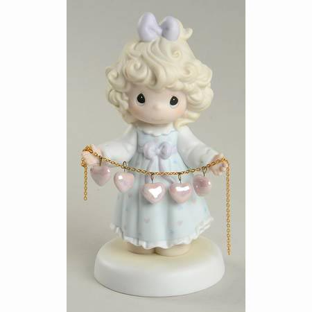 Enesco Precious Moments You Have Touched So Many Hearts