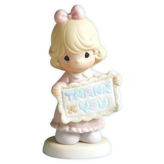 Enesco Precious Moments Thank You Sew Much