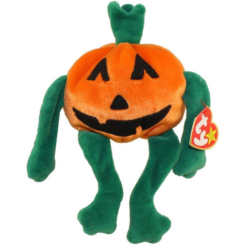 TY Beanie Baby - Pumkin' the Pumpkin