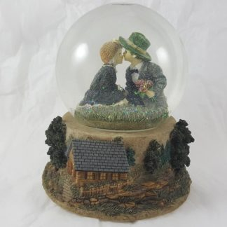 Westland Giftware Kim Anderson's Forever Young Musical Snow Globe
