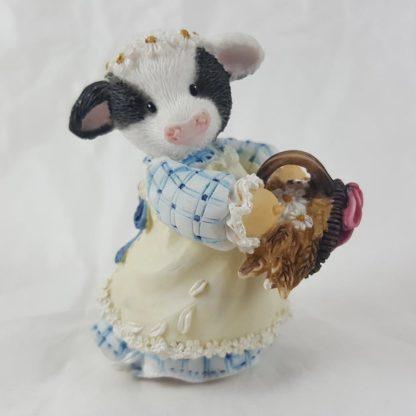 Enesco Mary's Moo Moos Flour Girl Flower Girl