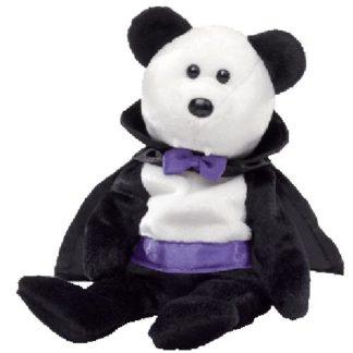 TY Beanie Baby - Count the Halloween Bear