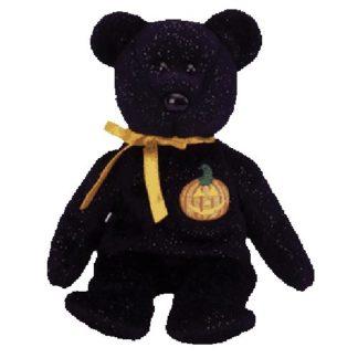 TY Beanie Baby - Haunt the Halloween Bear