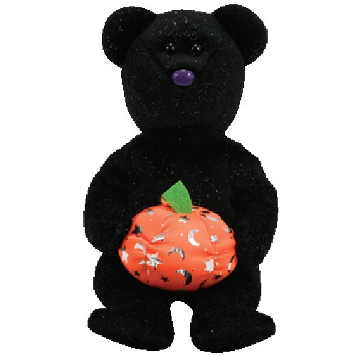 TY Beanie Baby - Haunting the Halloween Bear