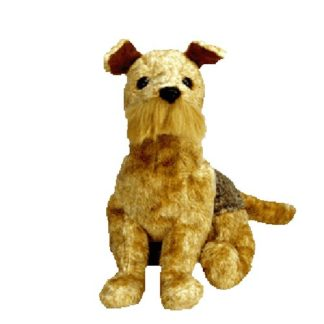 TY Beanie Baby - Whiskers the Dog