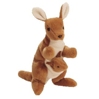 TY Beanie Baby - Pouch the Kangaroo