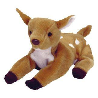 TY Beanie Baby - Whisper the Deer