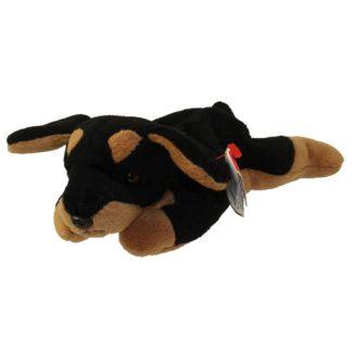 TY Beanie Baby - Doby the Doberman Dog