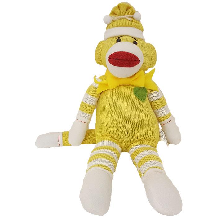 Yellow Sock Monkey Kathleens Designs