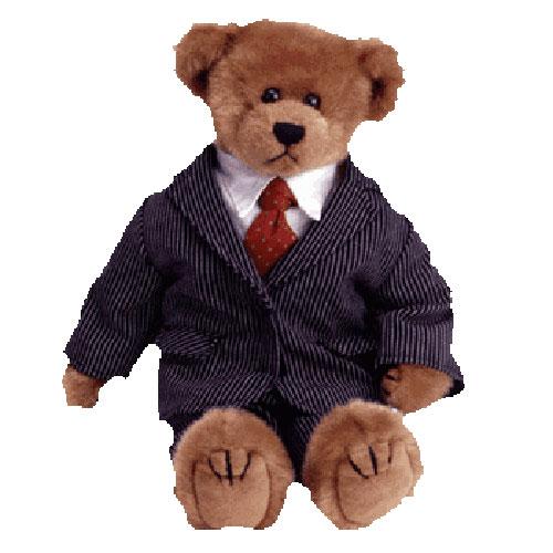 TY Attic Treasure - William the Bear (12 Inch)