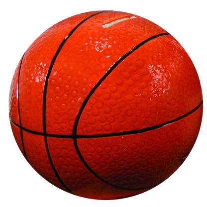 Stephan Baby Sports Fun Ceramic Basketball Bank