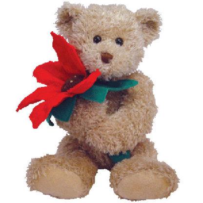 TY Beanie Buddy - 2005 Holiday Teddy