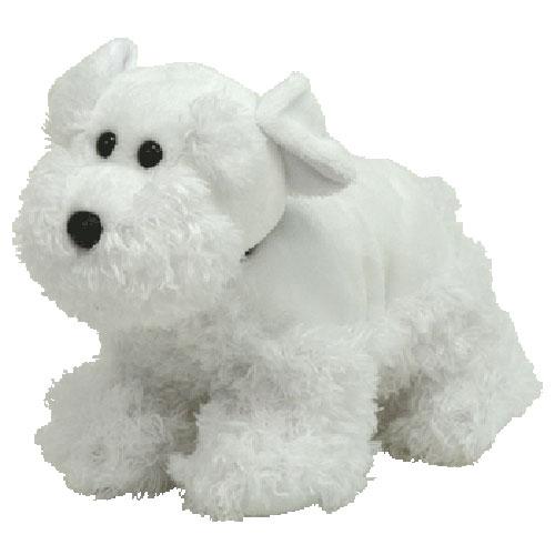 TY Beanie Buddy - Farley the Westy Dog (11 inch)