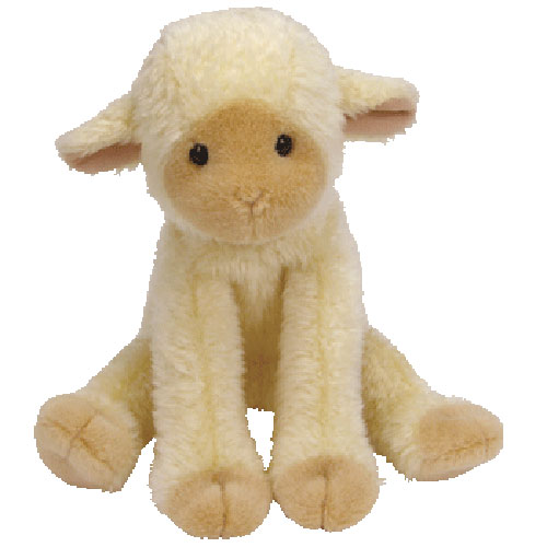 Ty Beanie Buddy - Meekins the Lamb