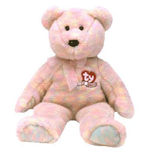 TY Beanie Buddy - Celebrate the Bear (14 inch)