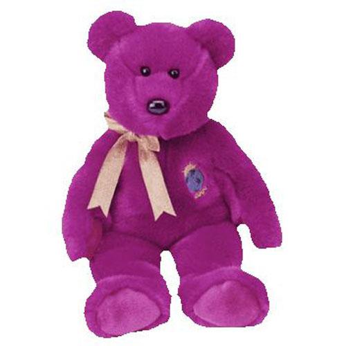 TY Beanie Buddy - Millennium the Bear (14 inch)