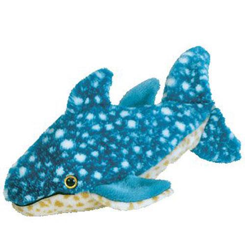 TY Beanie Buddy - Poseidon the Whale Shark