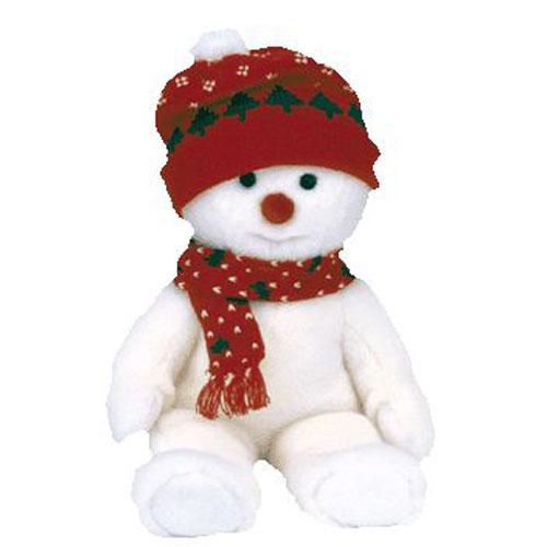 TY Beanie Buddy - Snowboy the Snowboy (14.5 inch)
