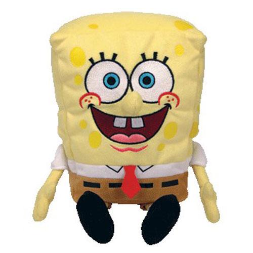 Ty Beanie Buddy - SpongeBob Squarepants