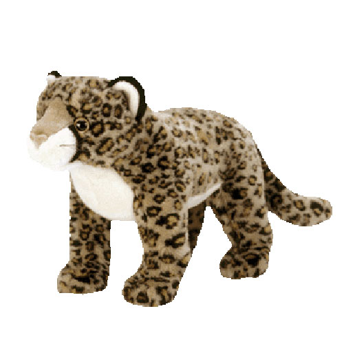 TY Classic Plush - Dot the Leopard (13 inch)