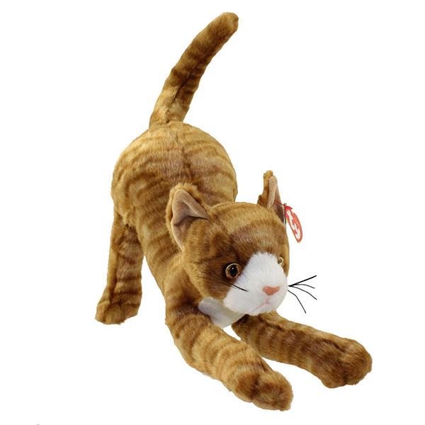 TY Classic Plush - Stretch the Cat (13 inch)