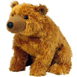 TY Beanie Baby - Sequoia the Brown Bear (5 inch)