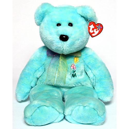 TY Beanie Buddy - Ariel the Bear (14 inch)