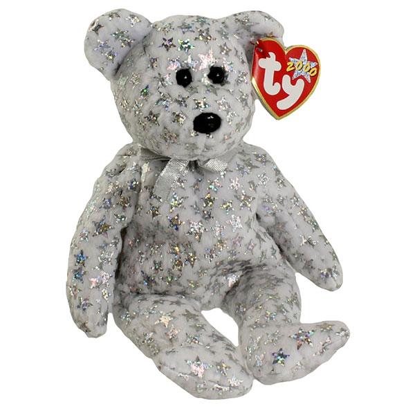 TY Beanie Baby - The Beginning Bear (8.5 Inch)
