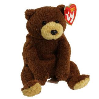 TY Beanie Baby - Bixby the Bear (8 inch)