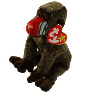TY Beanie Baby - Cheeks the Baboon (6 inch)
