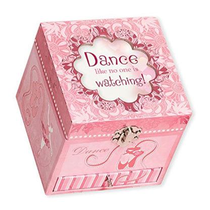Cottage Garden Belle Papier Dance Like Music Box