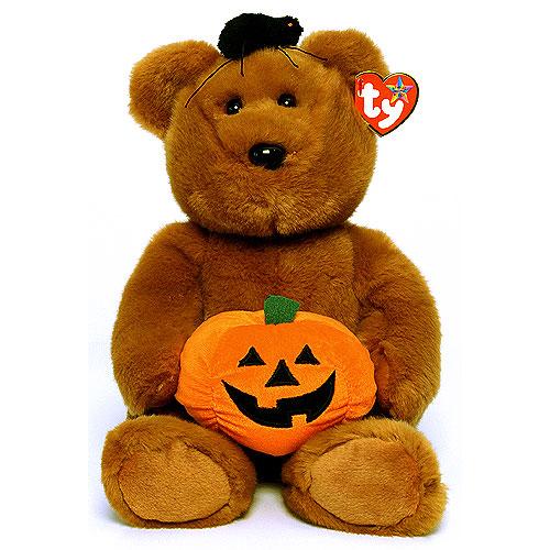 TY Beanie Buddy - Hocus the Halloween Bear