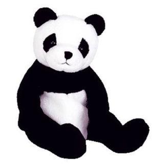 TY Beanie Baby - Mandy the Panda Bear (7.5 inch)