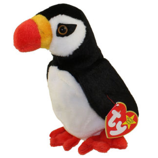 TY Beanie Baby - Puffer the Puffin (6 inch)