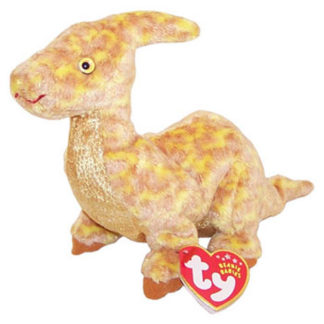 TY Beanie Baby - Tooter the Dinosaur (8 inch)