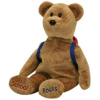 TY Beanie Baby - ABC's the Bear (9 inch)