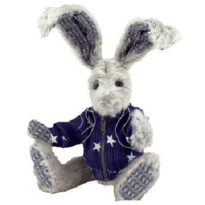 TY Attic Treasure - Washington the Bunny (8 Inch)