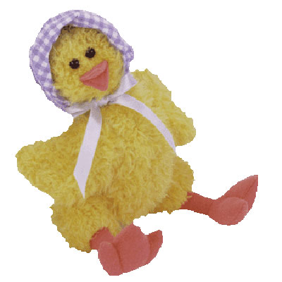 TY Attic Treasure - Bonnie the Chick (9 Inch)