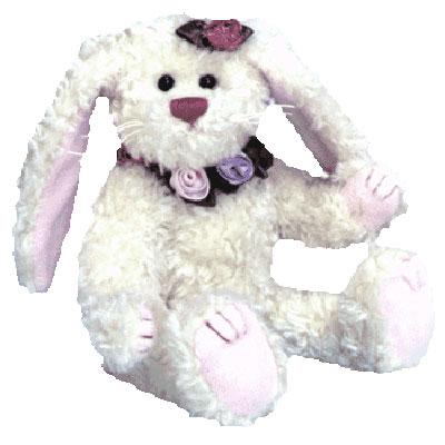 TY Attic Treasure - Rosalyn the Bunny (8.5 Inch)