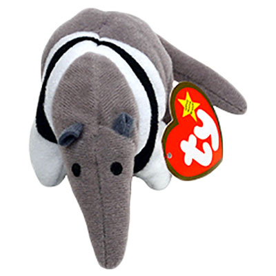TY Teenie Beanie Baby - Antsy the Anteater