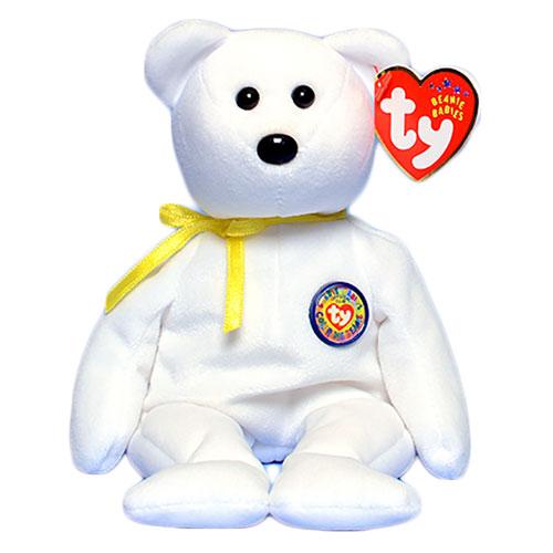 TY Beanie Baby - Color Me Beanie the Bear
