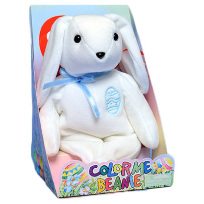 TY Beanie Baby - Color Me Beanie the Bunny