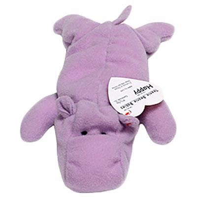 TY Teenie Beanie Baby - Happy the Hippo