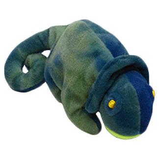 TY Teenie Beanie Baby - Iggy the Iguana (4.5 inch)