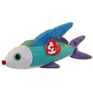 TY Beanie Baby - Propeller the Fish (8.5 inch)