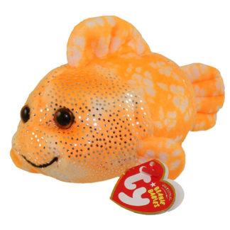 TY Beanie Baby - Reefs the Orange Clown Fish (7 inch)
