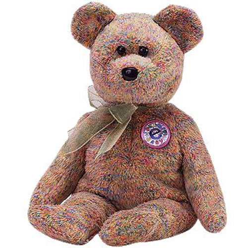 TY Beanie Baby - Speckles the e-Bear (8.5 inch)