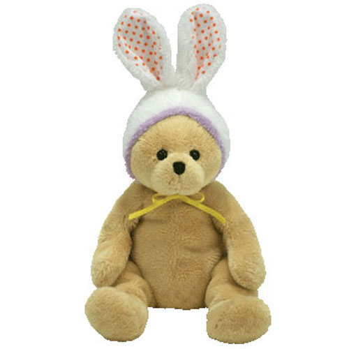 TY Beanie Baby - Springston the Easter Bunny (8 inch)