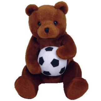 TY Beanie Baby - Sweeper the Soccer Bear (5 inch)