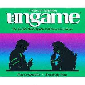 Pocket The Ungame Couples Version Card Game